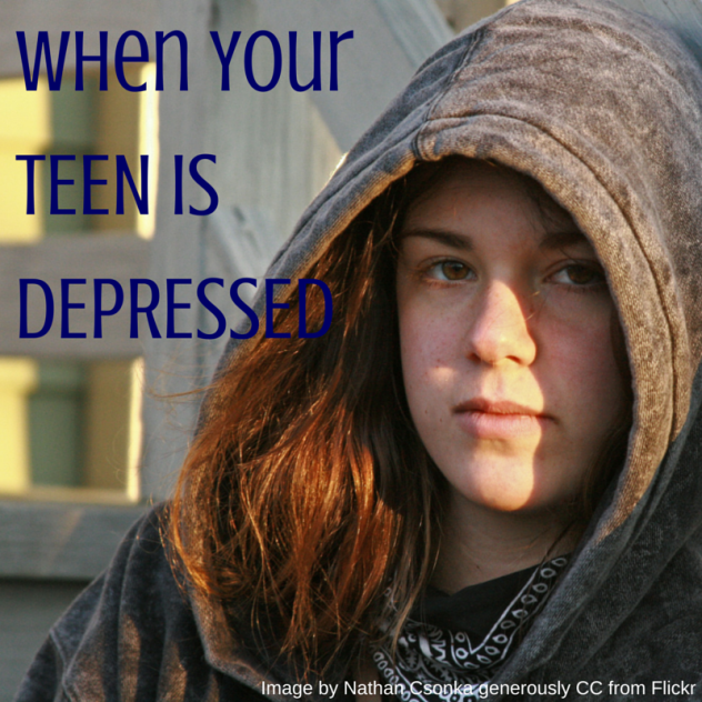 When Your Teen is Depressed
