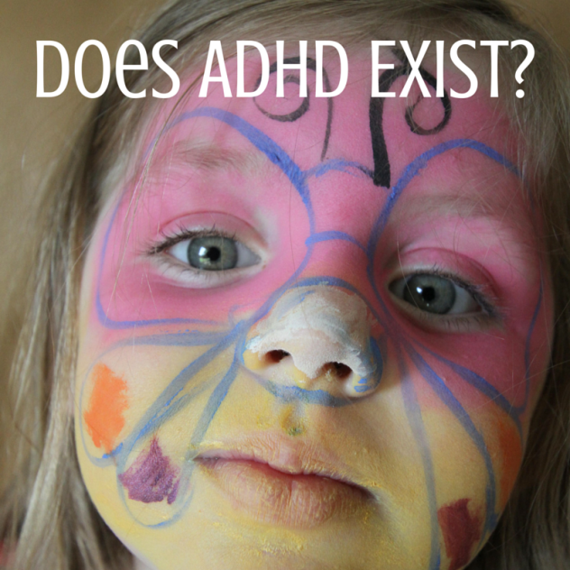 does adhd exist?