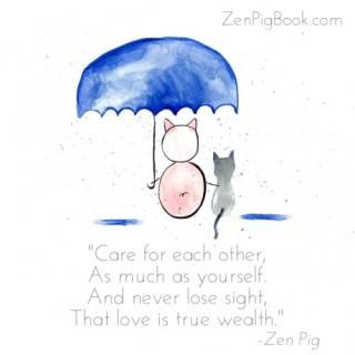 zen pig book